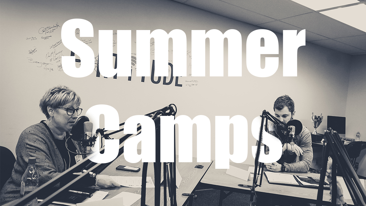 SUMMER CAMP - Assistant Superintendent Jen Waters joins South High Activities Coordinator Ryan Rapp to give us an overview of all Fort Zumwalt has to offer this summer.  Click for more…