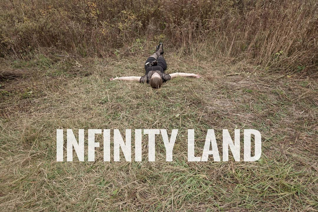 Creeker Films. Infinity Land Poster. Laura-Beth Bird