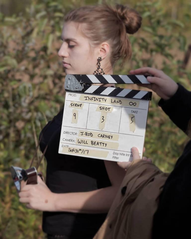 Creeker Films. Infinity Land. Laura-Beth Bird