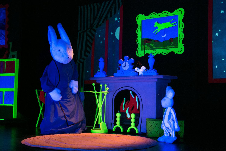 Goodnight Moon & The Runaway Bunny  Photography by Michael Venn