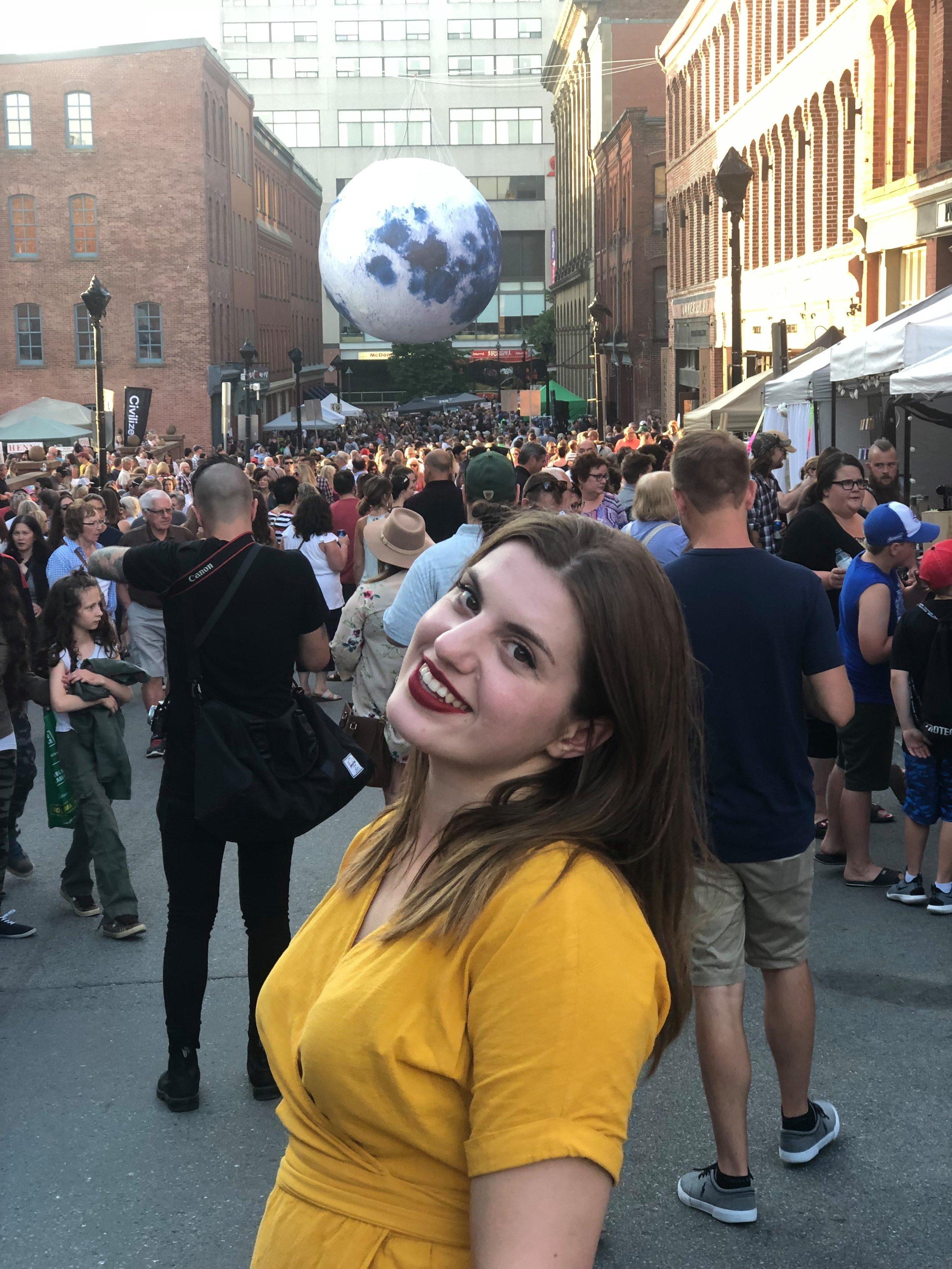Laura-Beth Bird. Moonlight Bazaar. 2019. Photo Credit: Phillip Curley