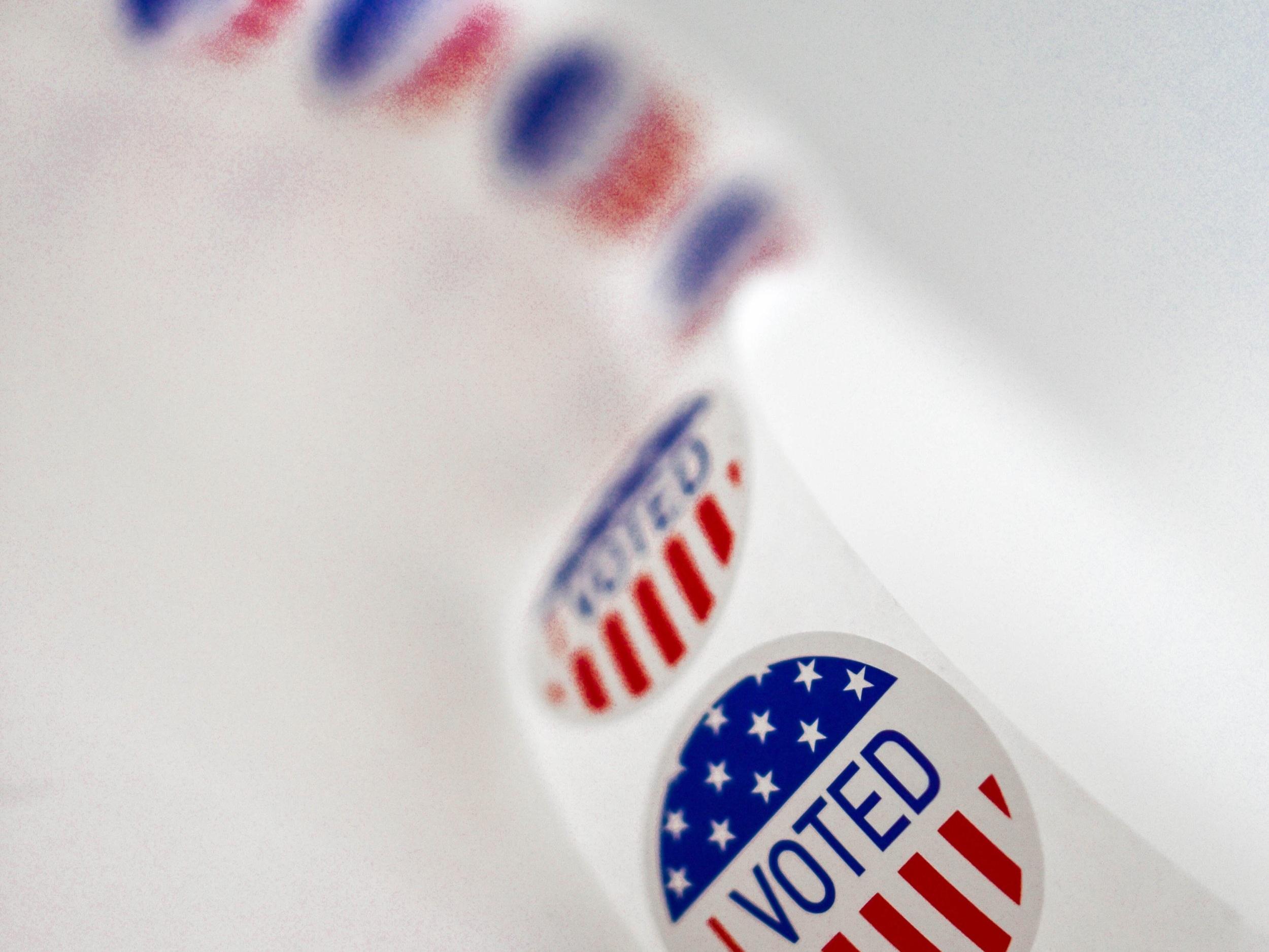 Election information - General Election InformationFind Your Polling PlaceAm I Registered?