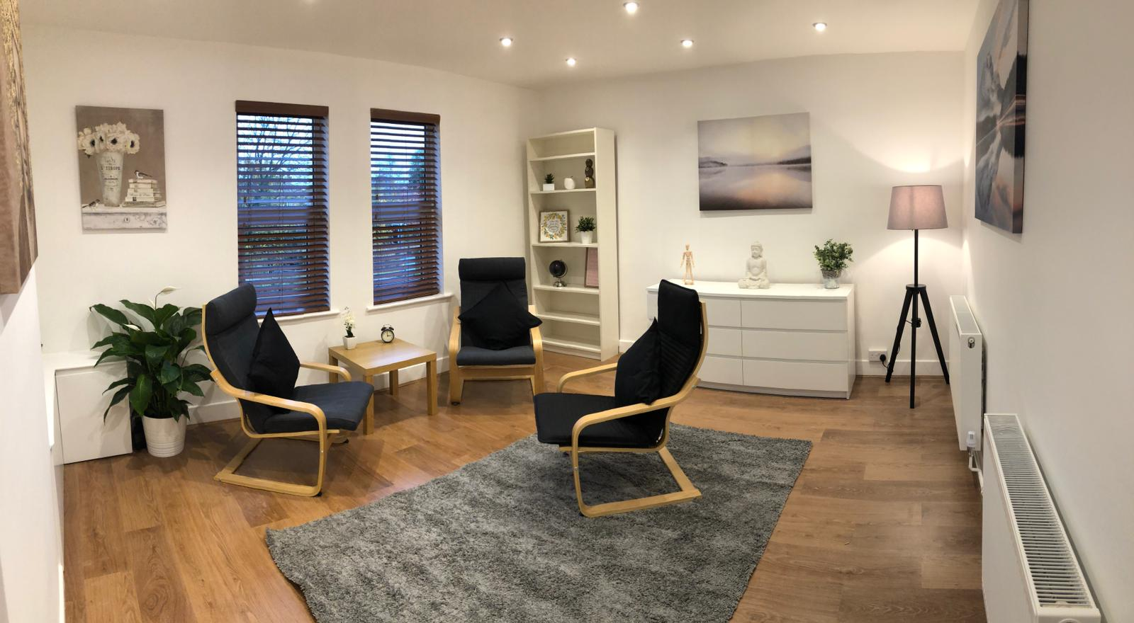 Rushcliffe Therapy Room