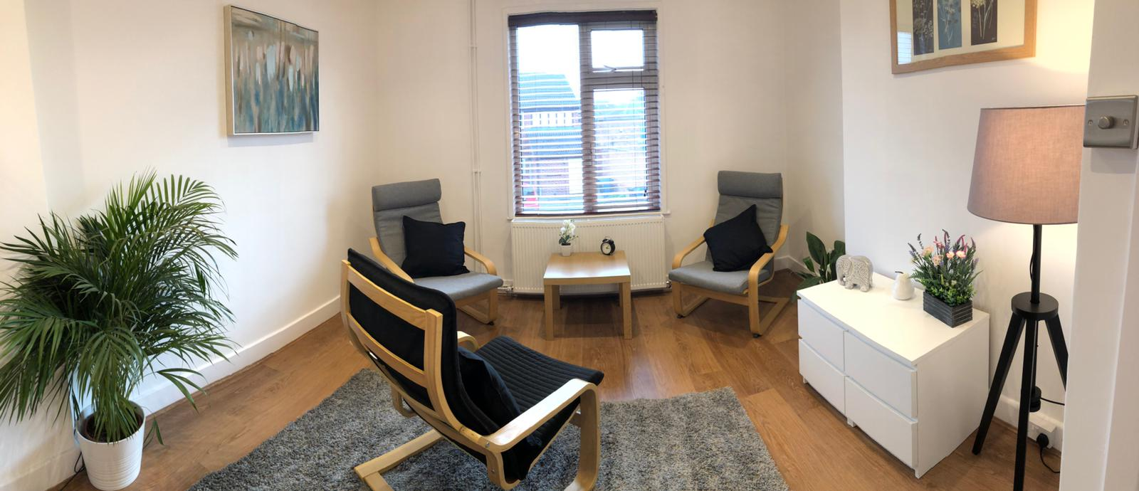 Trent Therapy Room
