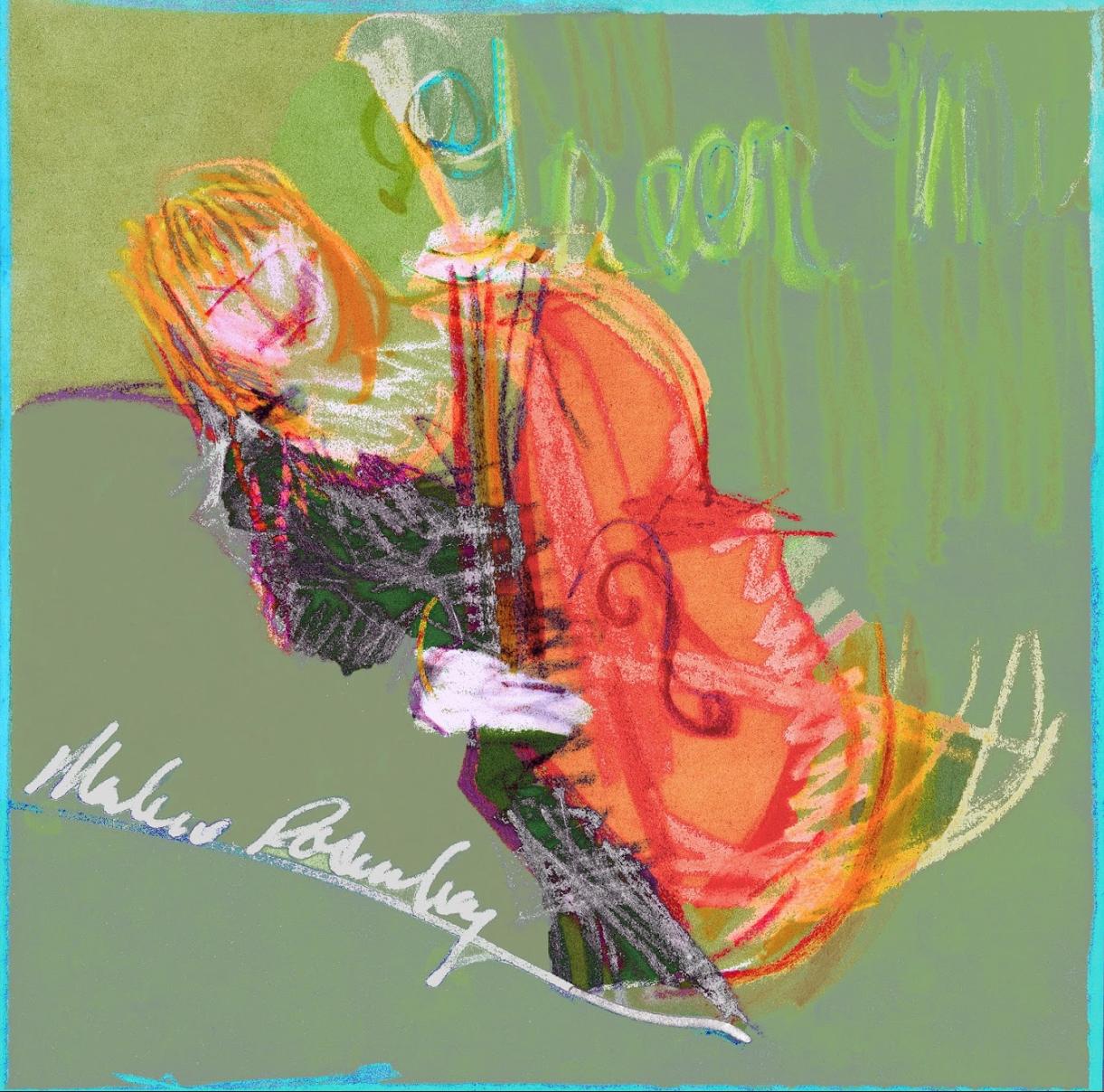 Marlene Rosenberg,  Nonpareil , Giclee Print