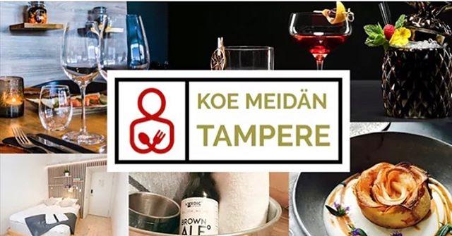 www.koemeidantampere.fi #yksityistenyhteistyö #koe #meidän #tampere #visittampere #kohokohdat #koemeidantampere