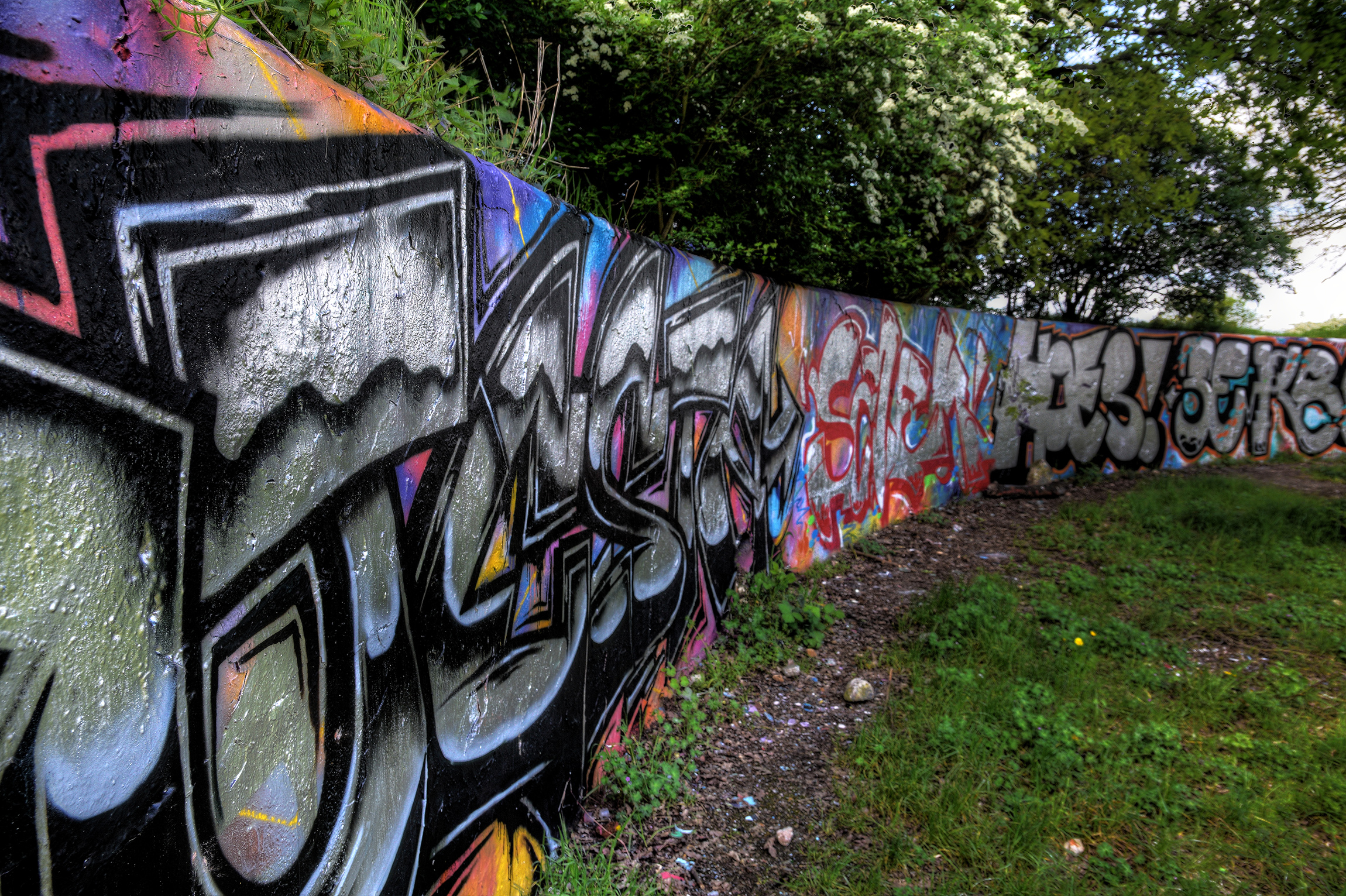 Graf Rings - Another chill zone for me.ALways pop down here if I feel like a bit of space