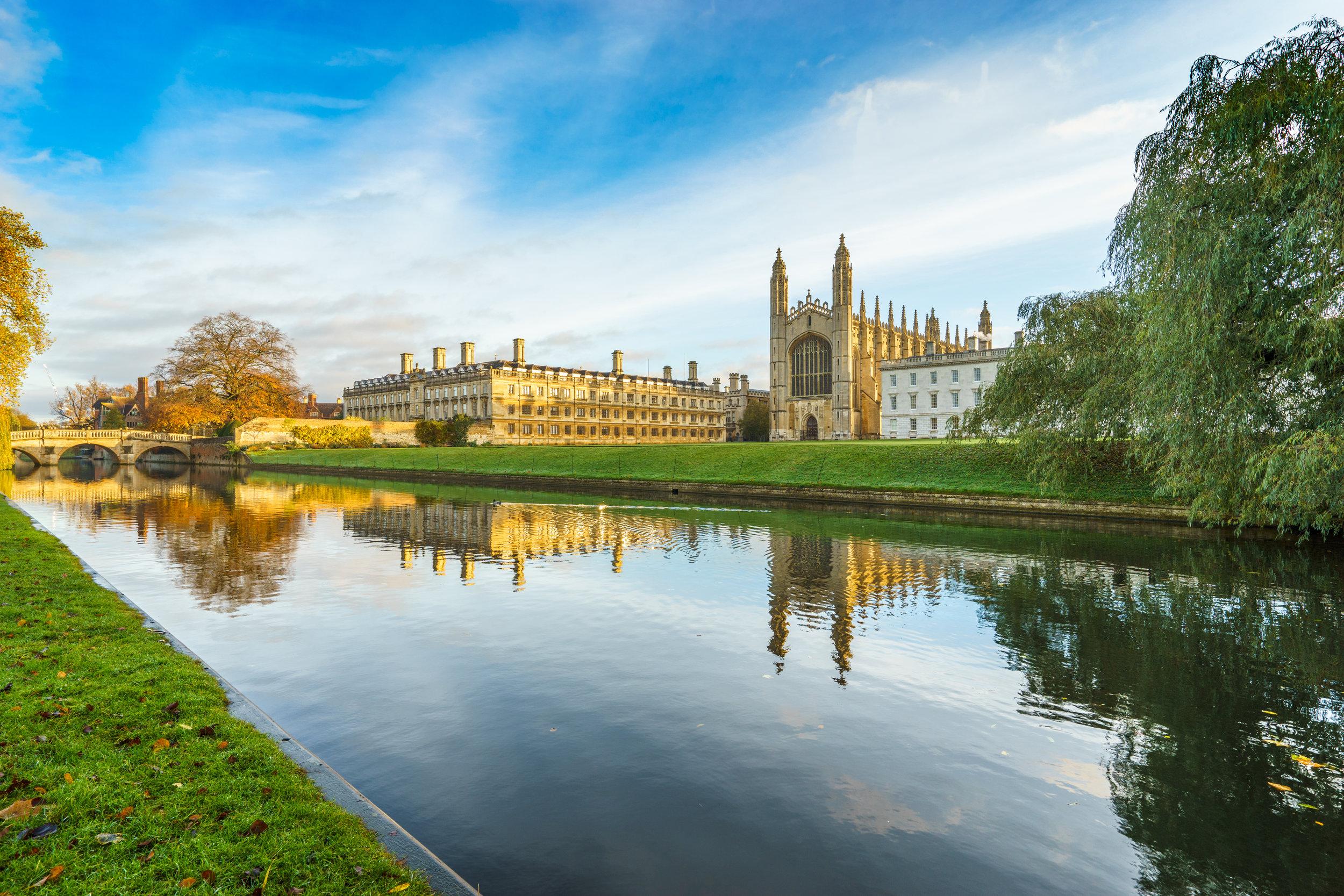River Cam, Cambridge