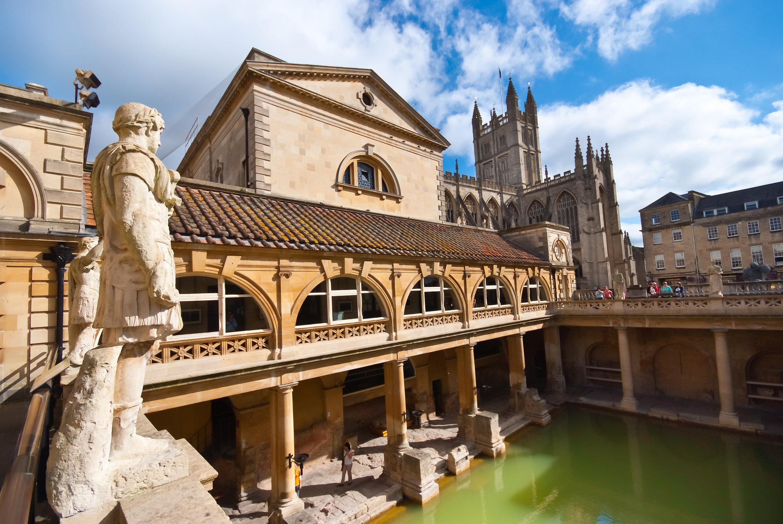 Roman Baths, Bath