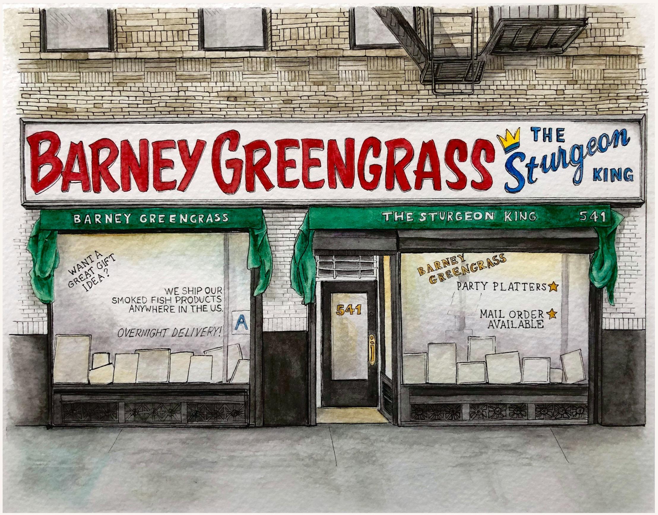 Barney Greengrass