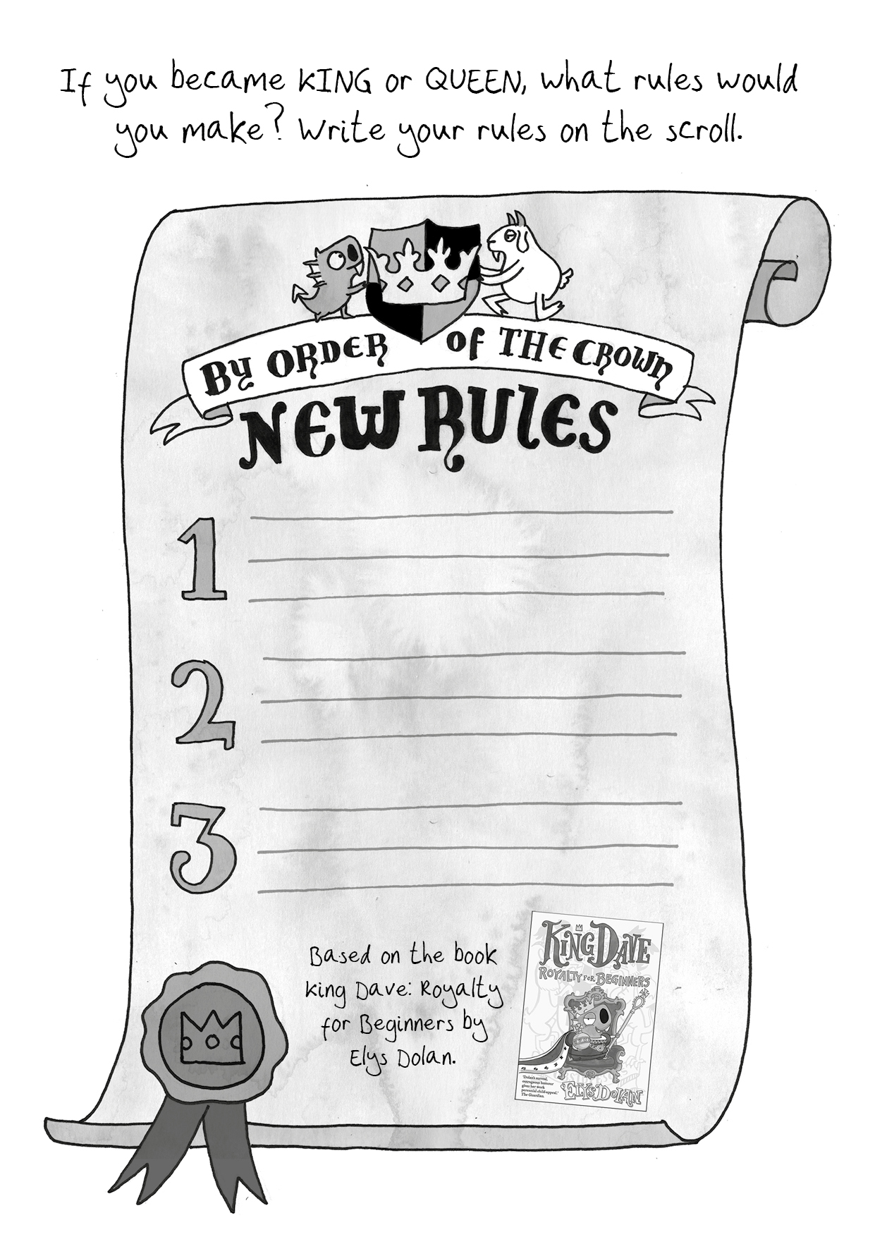 King Dave your rules activity sheet.jpg