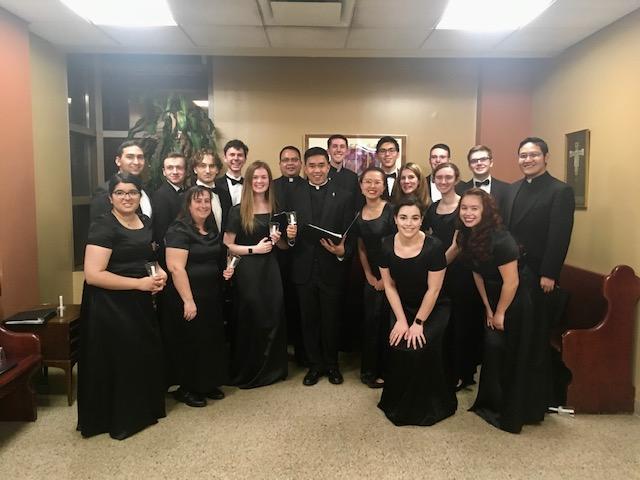 Schola Group Photo