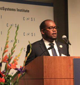 Prof. Charles Brown