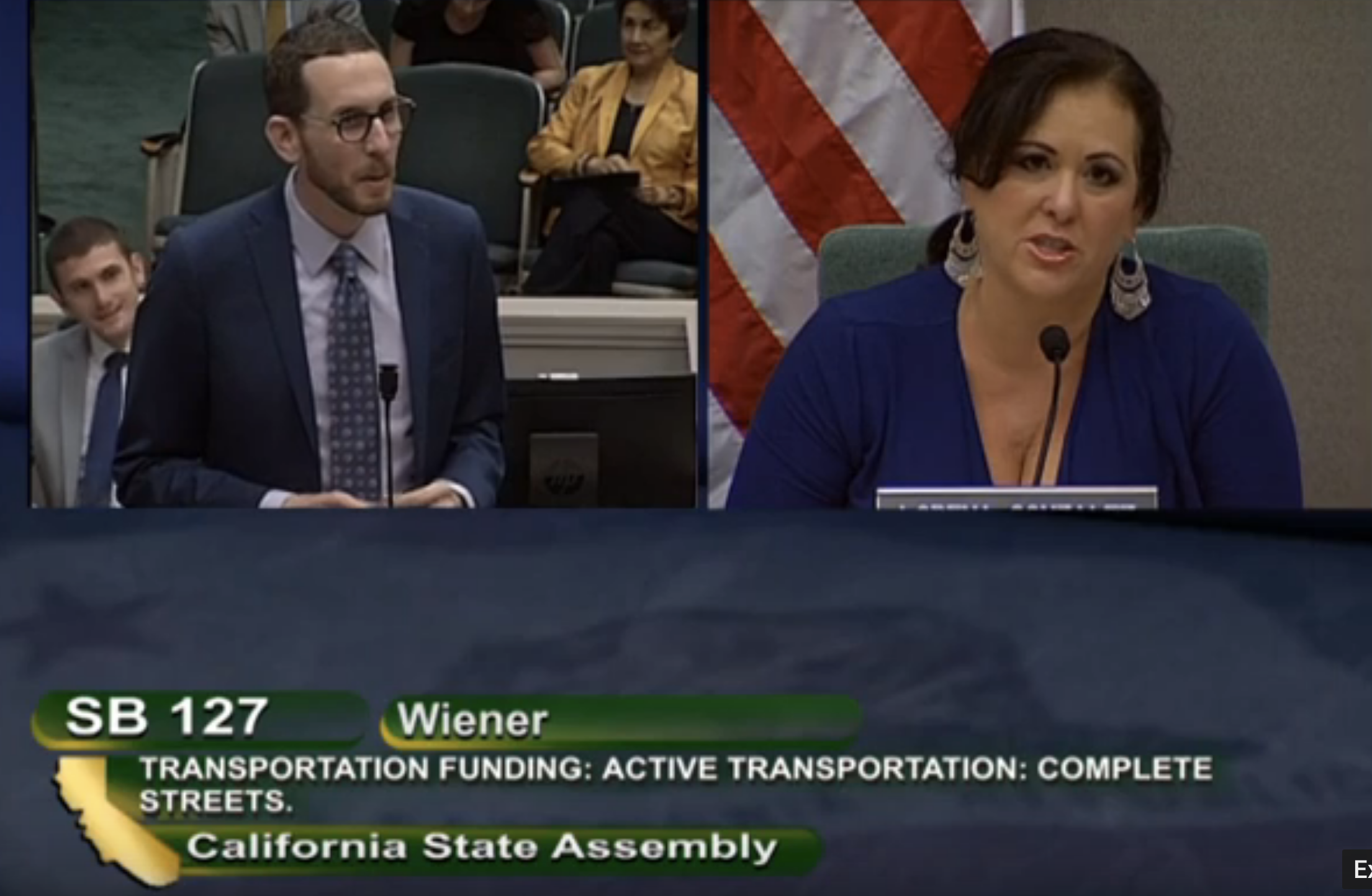 """Assembly Appropriations Chair Lorena Gonzalez sums it: """"Caltrans has embarrassed themselves"""""""
