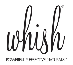 Branding work for Whish including voice, packaging & website