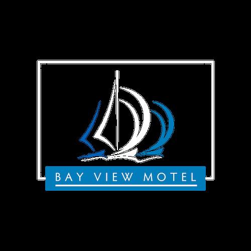 Bay View Motel Logo