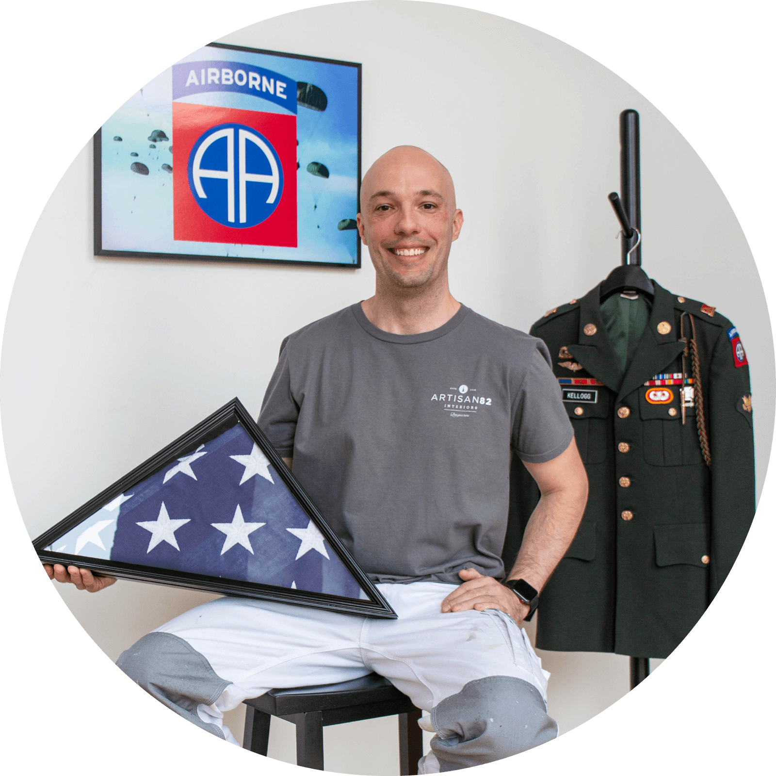 Veteran - From 1999 to 2003, Dan served in the U.S. Army as a paratrooper with the 82nd Airborne division. From completing basic training at Fort Jackson in South Carolina to serving as a Logistics Specialist and Paratrooper in Kandahar, Afghanistan, he practiced Army values such as preparation, teamwork, respect, and grit. For his service, Dan earned an honorable discharge, as well as Army Achievement and Commendation Medals.