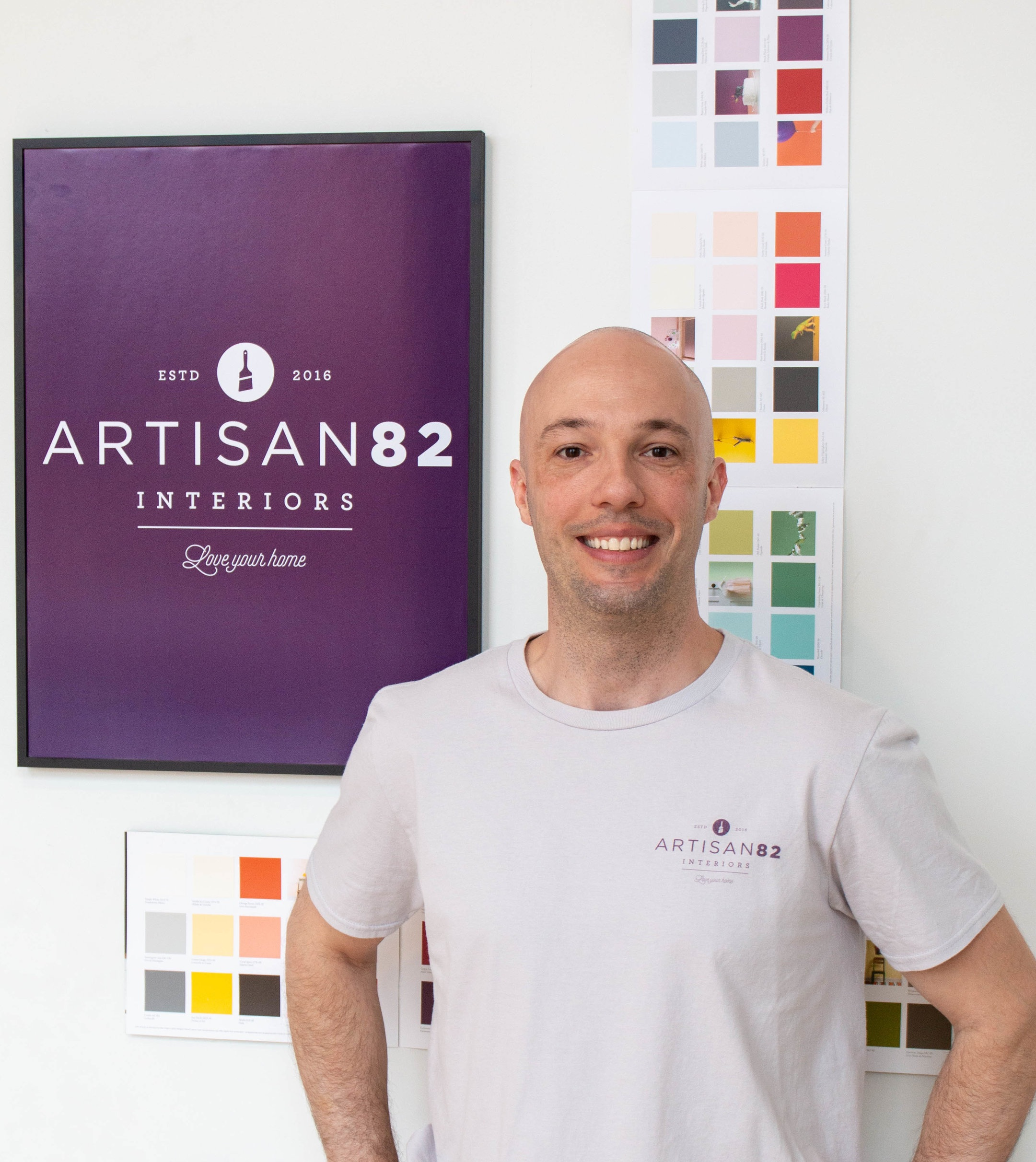 The Artisan82 Story - Dan developed a strong work ethic in his teenage years, thanks to summers spent working alongside his dad, a small business owner and professional painter. In his 20s, Dan served in the US Army and attended Saginaw Valley State. Those experiences taught him how to be an open-minded, compassionate leader — skills he would later use as an educator in Michigan's urban high schools. Dan is passionate about best in class project experience for homeowners, making the world a better place, and — of course — excellence in craftsmanship. His heart is filled with joy every time he's able to help clients create a legacy in their homes they'll love for years to come.