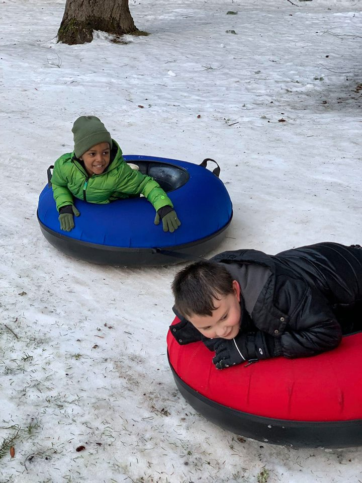 Tubing & Sledding Hill