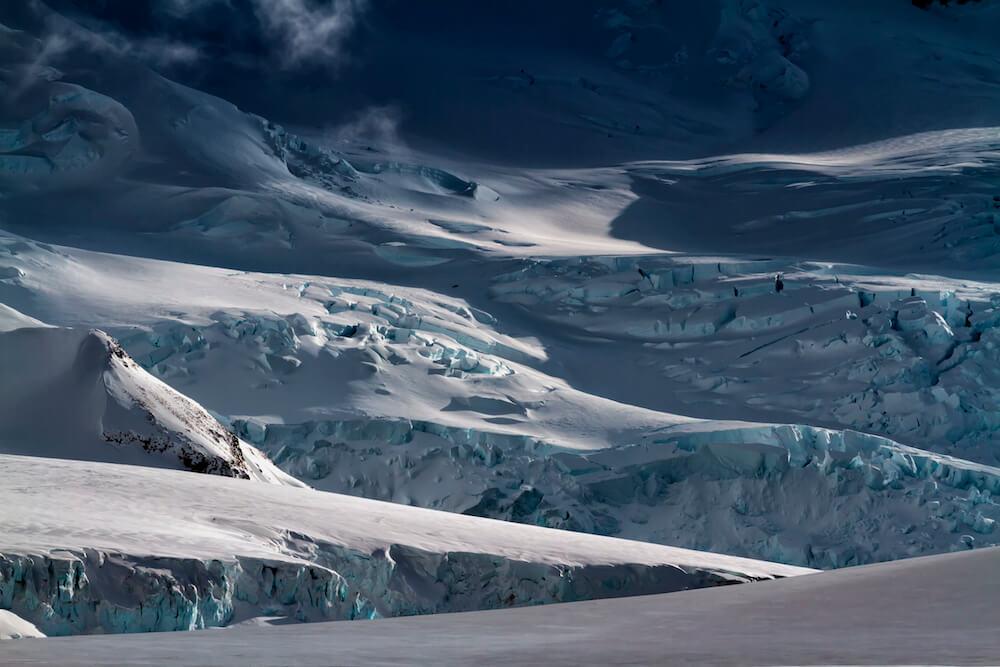 Glacier Lines
