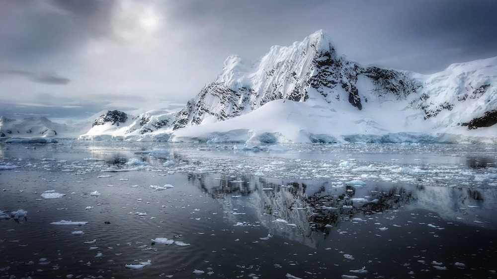 """""""Antarctica"""" the Album - Music Inspired by the White Continent"""