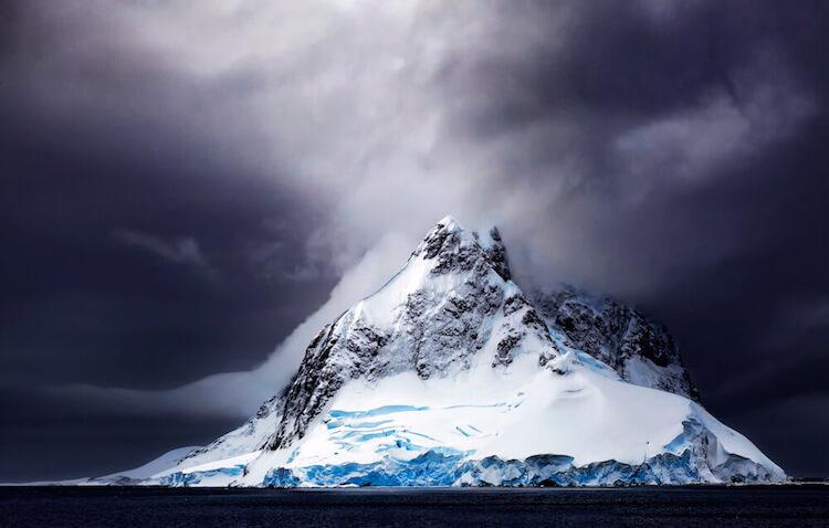 Antarctica Through the Lens