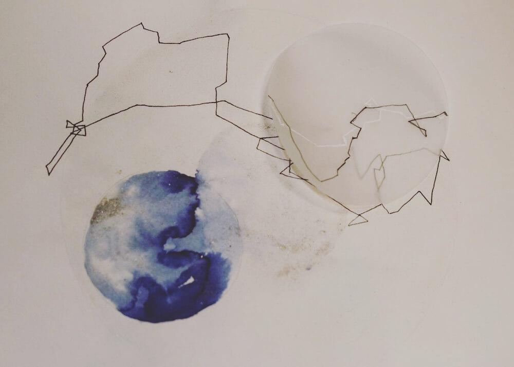Blue Fragility - Art For a Clean Antarctica