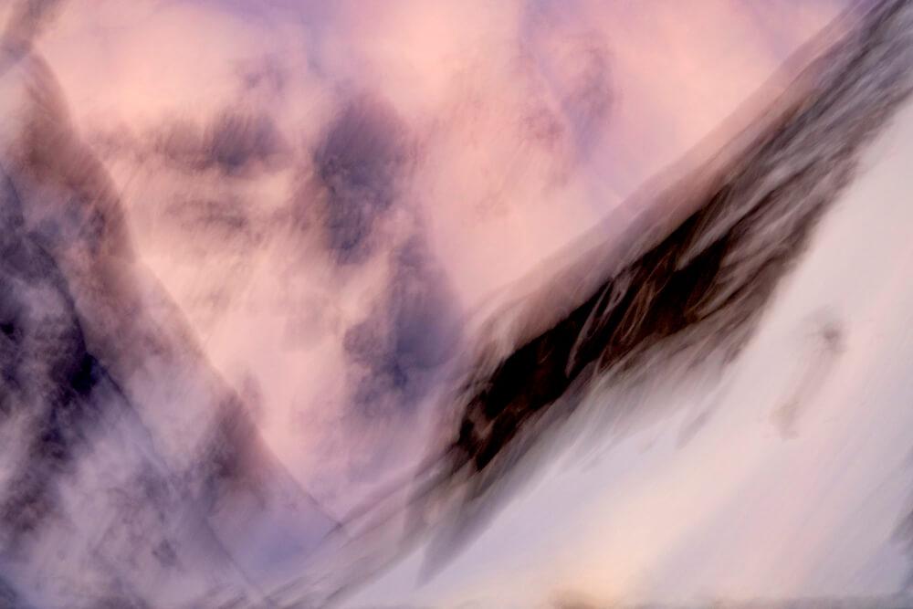 kaisa siren abstract photography antarctica landscape