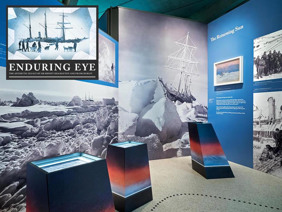 The Enduring Eye,  Royal Geographical Society ©   Sarner