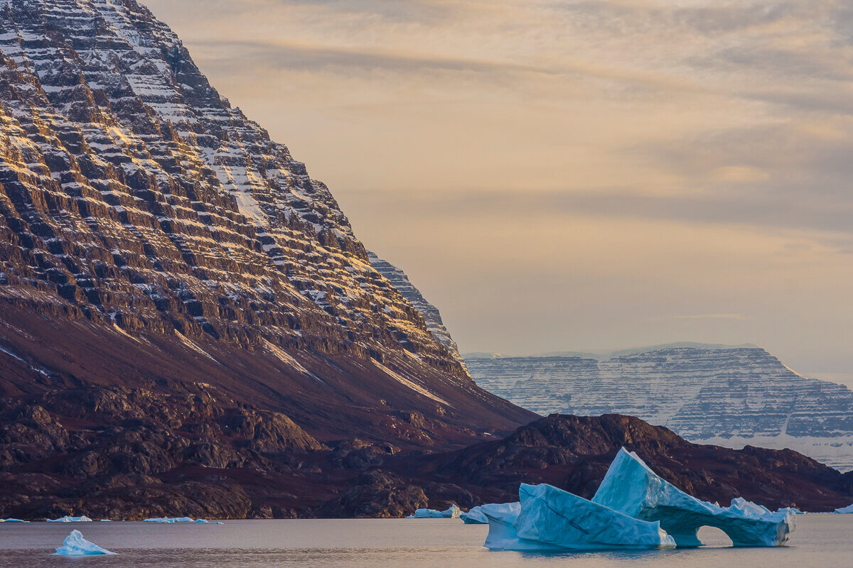 Exploring East Greenland
