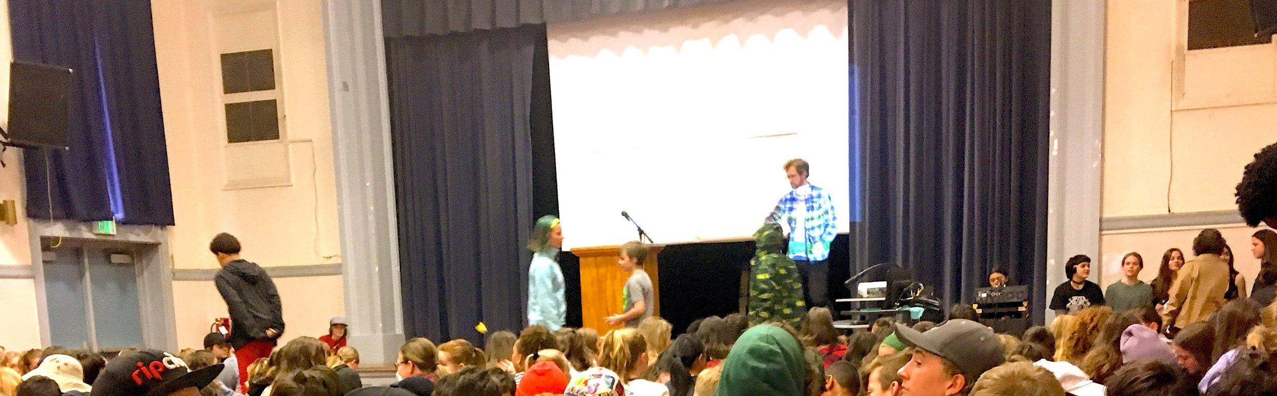 Sunnyside Environmental School, Portland Oregon