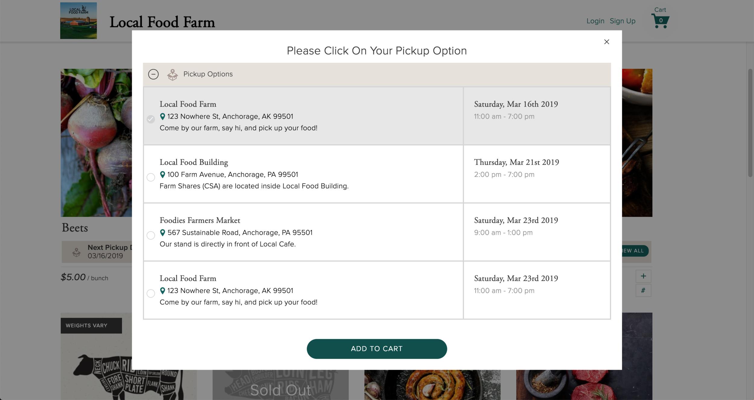Pickup option screenshot.png
