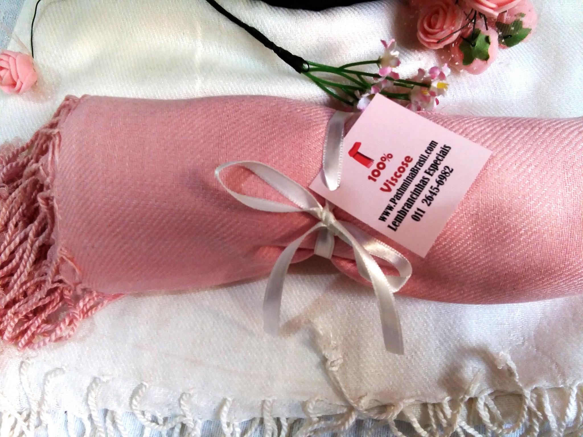 echarpe lenco xale cachecol personalizado brinde
