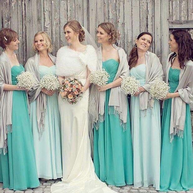 casamentos religiosos cerimonial roupa echarpe acessorio madrinhas