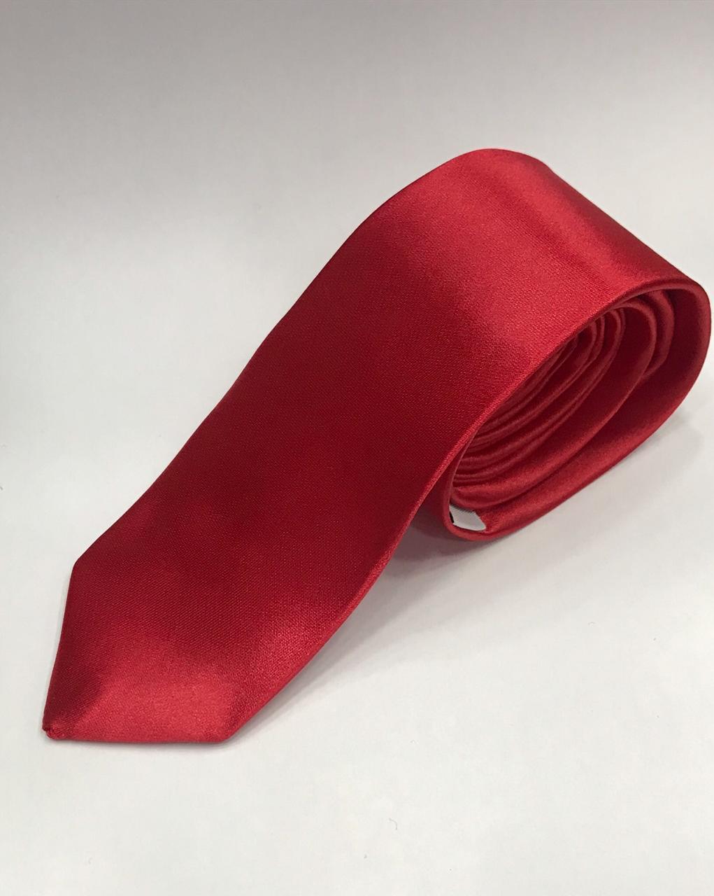 Gravata Vermelha em atacado
