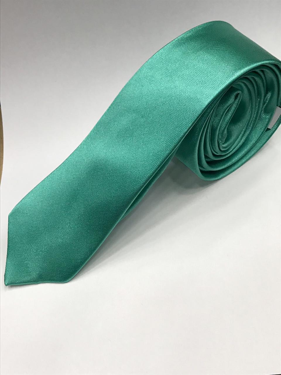 Gravata Verde Claro