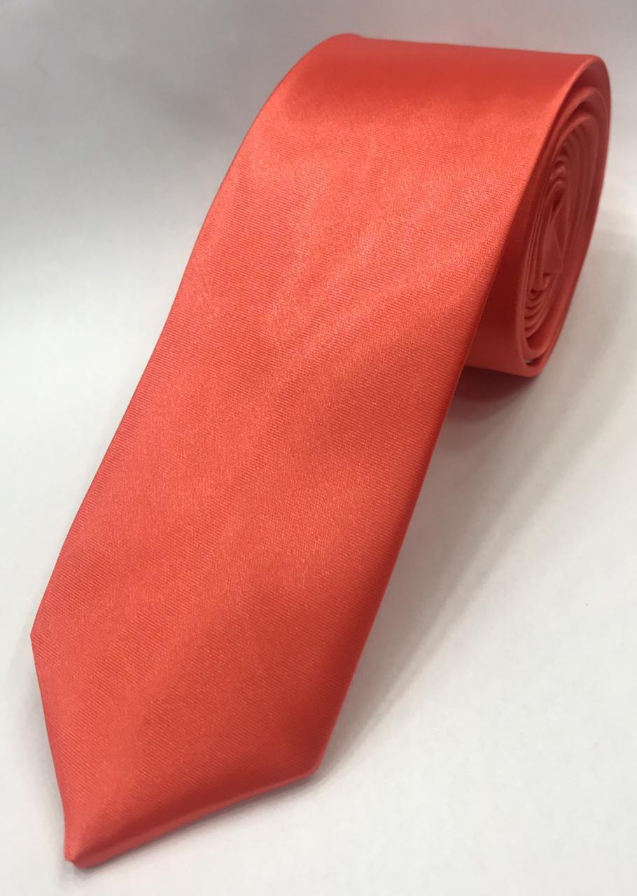 Gravata Vermelho Claro