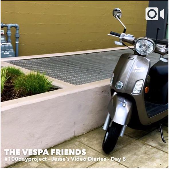 DAY 8THE VESPA FRIENDS -