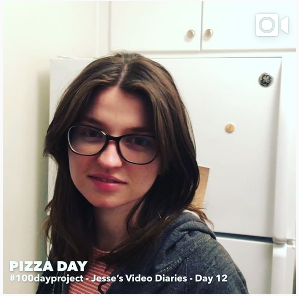 DAY 12PIZZA DAY -