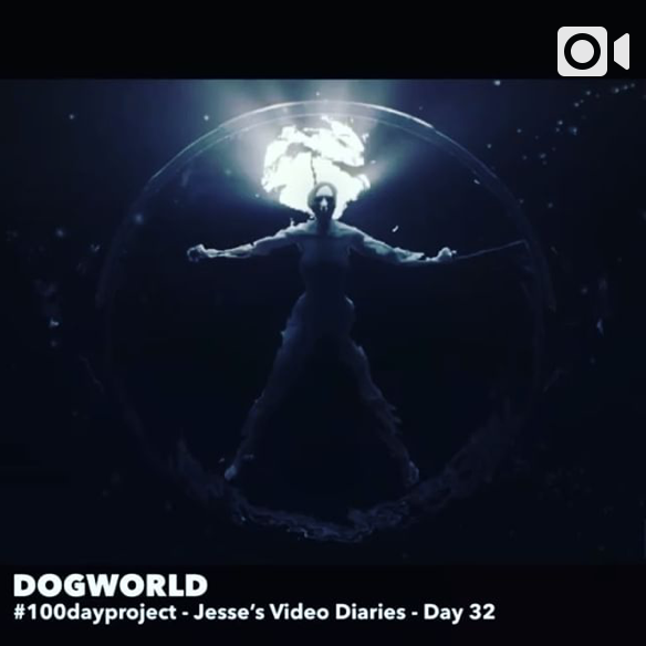 DAY 32DOGWORLD -