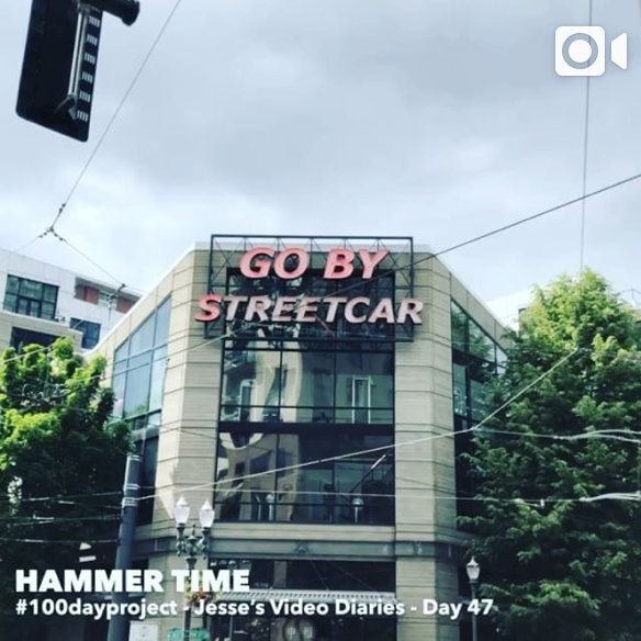 DAY 47HAMMER TIME -