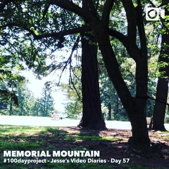 DAY 57MEMORIAL MOUNTAIN -