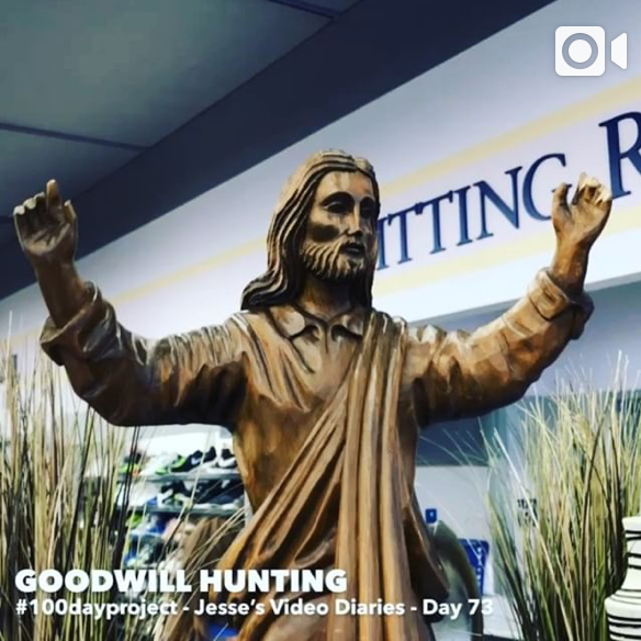 DAY 73GOODWILL HUNTING -