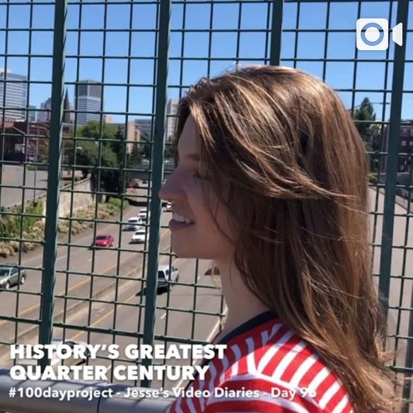 DAY 96 - HISTORY'S GREATEST QUARTER CENTURY -