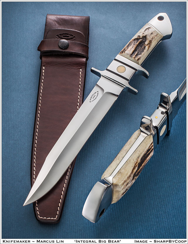 The one and only Integral Big Bear subhilt fighter I will ever make.
