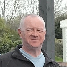 Andy Ward - Treasurer