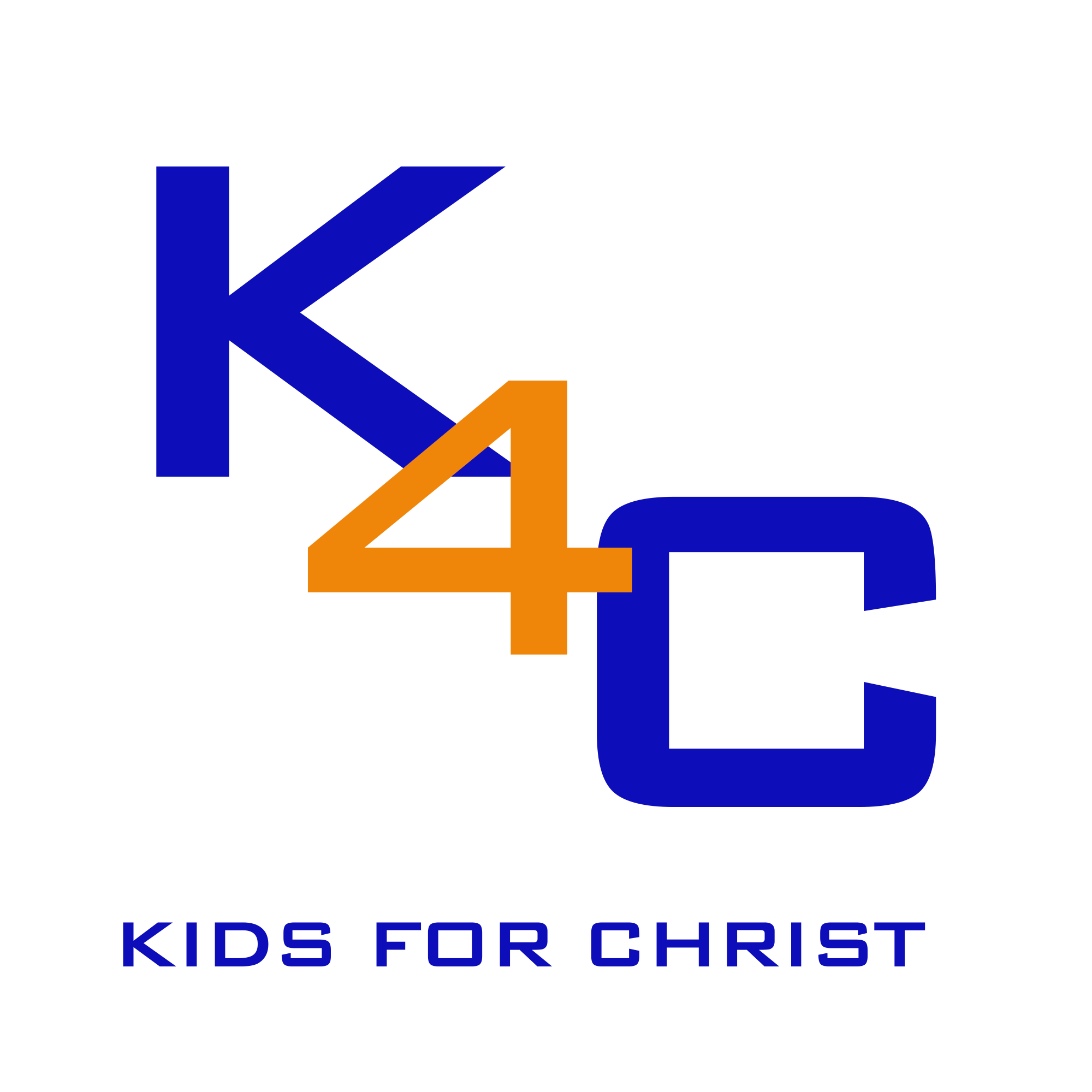KIDS FOR CHRIST - Children and families come together at church on Sundays at 11.00am before the children depart to another part of the school for K4C before rejoining the church family toward the end of the service.
