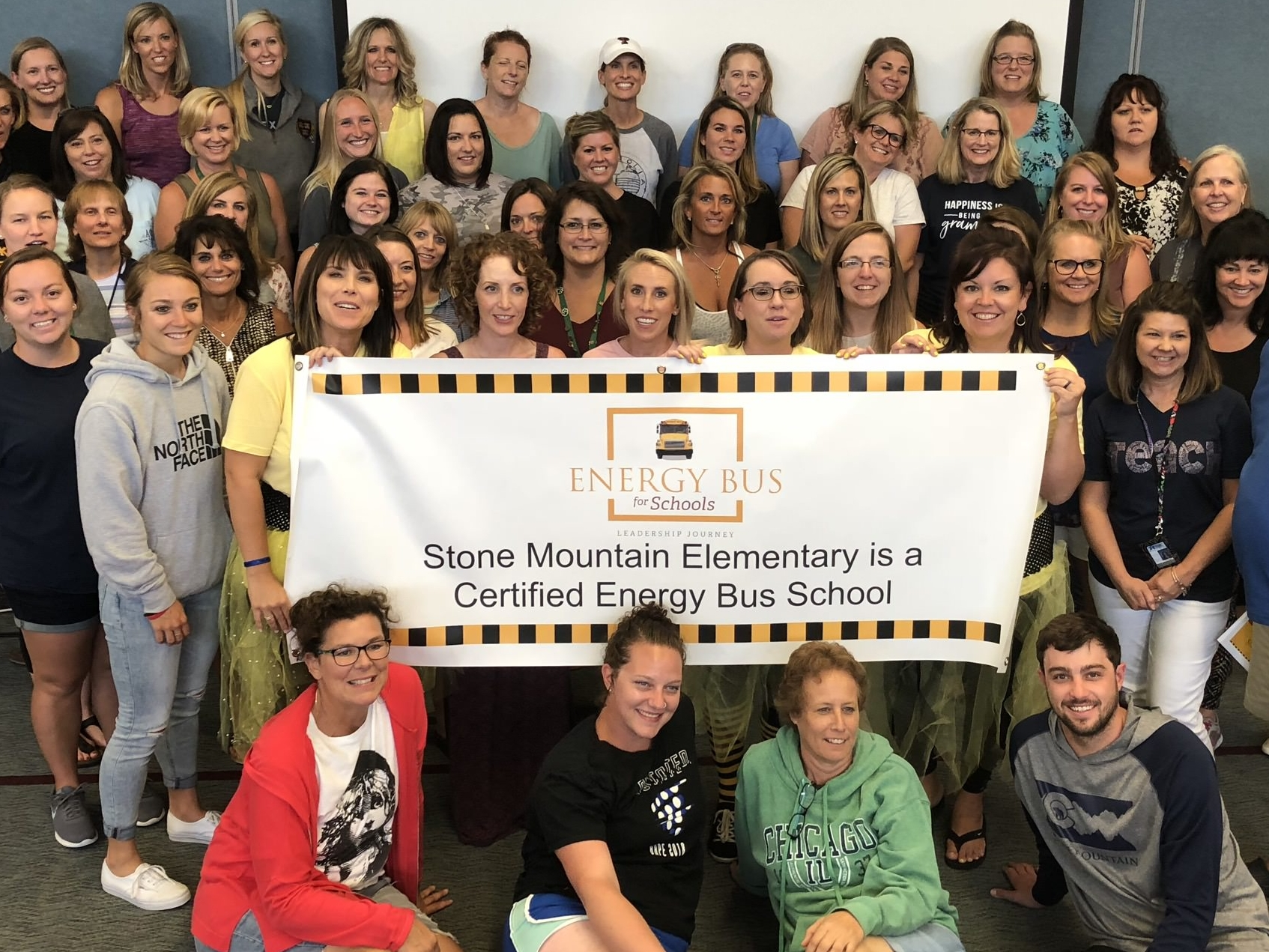Become an Energy Bus Certified School -