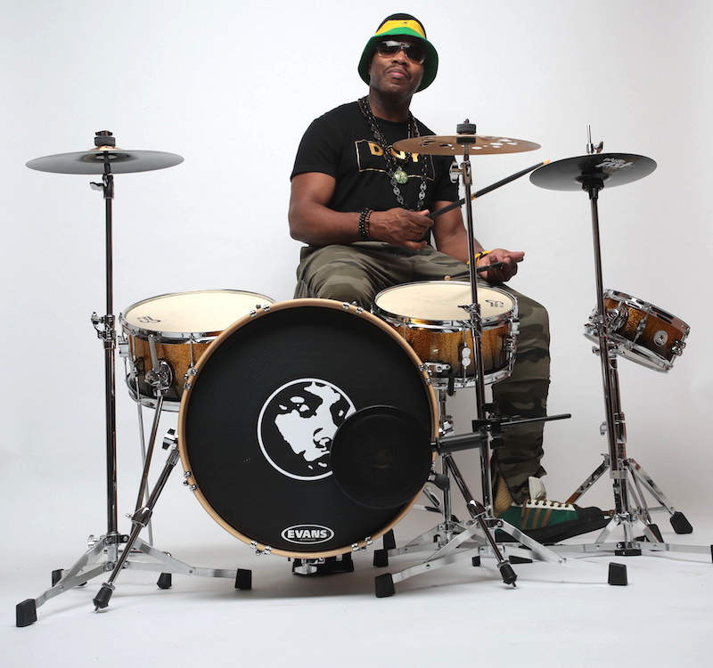 Daru Jones (Jack White, Sessions)