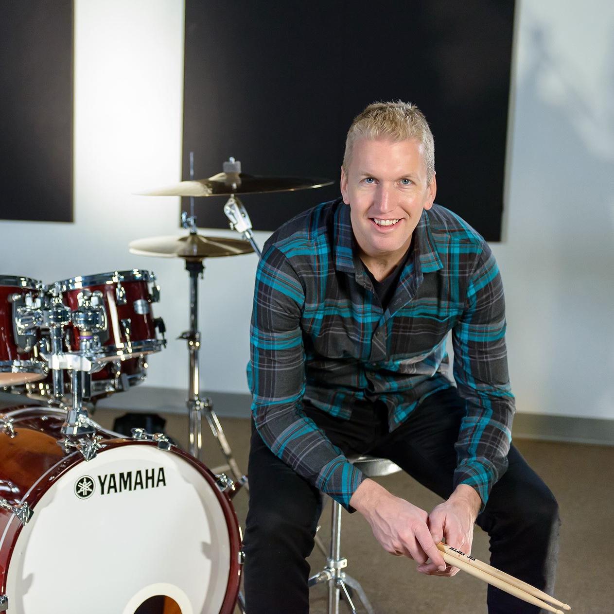 Jared Falk (Drumeo)